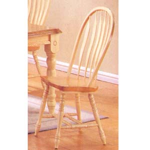 Arrow Back Windsor Chair 8559 (A)