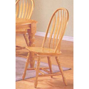 Arrow Back Windsor Chair 8561 (A)