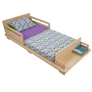 Modern Toddler Cot 86921 (KK)