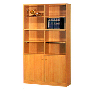 Book Case With Glass Door 888(ES)