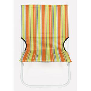 Striped Folding Beach Chair 91148 (LB)