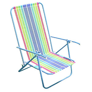 Folding Beach Chair 92750 (LB)