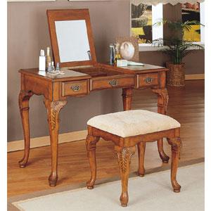 Jamestown Landing Vanity Table 987-294 (PW)