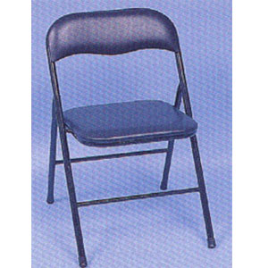 Vinyl Folding Chair 9982_(LB)