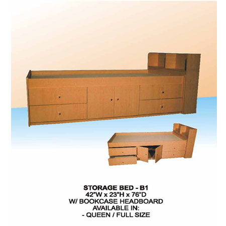 Storage Bed B1(CT)