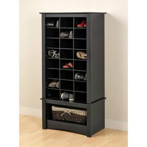Tall Shoe Cubbie Cabinet  _USR-0008-1(PPFS)