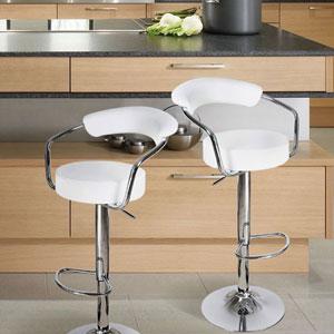 Hydraulic Lift Barstool Chair Set CH0018-2(OFS)
