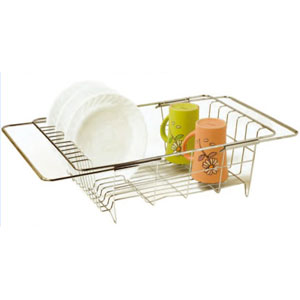 Expandable Over Sink Dish Drainer DD10127(HDSFS7)