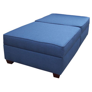 DuoBed Multifunctional Twin Ottoman (Set of 2) MFTWB(WFFS)