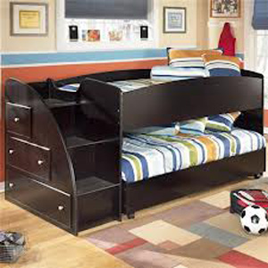 Embrace Custom Made Twin/Twin Loft Bed (CT)