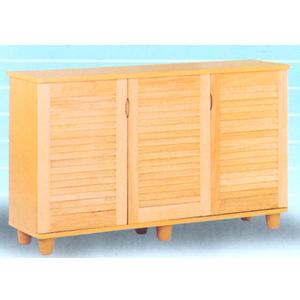 3-Door Shoe Cabinet 4408(PJ)
