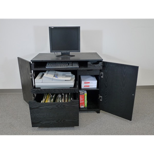 Express Compact Office Cabinet FC16547(PMFS)