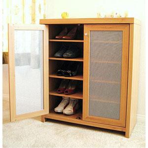 Two-door Shoe Cabinet 11448307(O230)