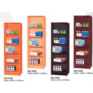 Bookase HID5WD(HO)