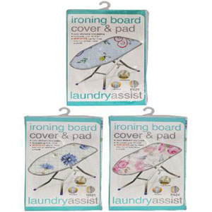Ironing Board Cover and Pad IB10404(HDS)