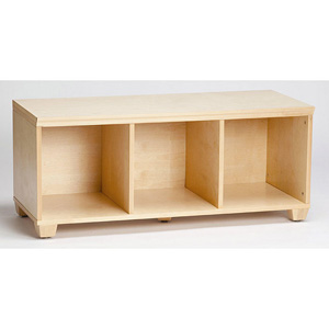 Solid Wood Vp Home I Cubes Storage Bench 1312568 Ofs