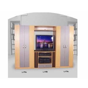 Bedroom Storage Entertainment Center L-77(CT)