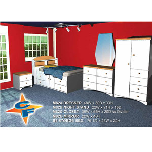 Bedroom Set M82(CT)