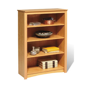 4-Shelf Bookcase DL-3248_  (PP)