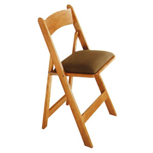 Oak Folding Chair O-21-X(CSNFS63)