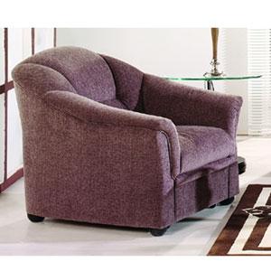 Palmera Hazel Brown Arm Chair (SU)