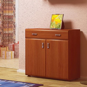 Stella Hall Cabinet in Cherry SB-960(ACEFS)