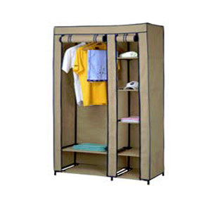 Portable Storage Closet With Shelving SC1038_(HDSFS)