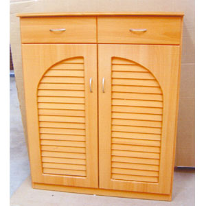 Shoe Cabinet With Drawers SC-4204_(SY)