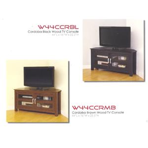 Cordoba Wood TV Console W44CCR_(WE)