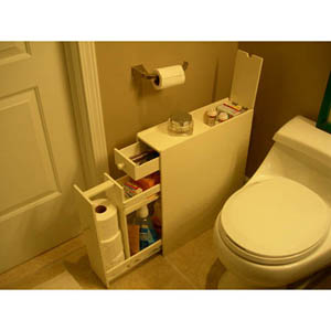 Bathroom Floor Cabinet ZLMN46001 (PMFS)