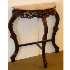 Charmant Small Half Moon Console Table A4841 (YL)