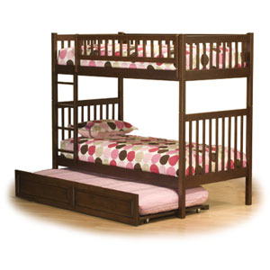 Twin/Twin Arizona Bunk Bed (AF)