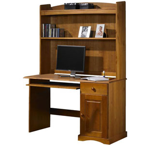 Solid Wood Bristol Computer Desk  (PI)