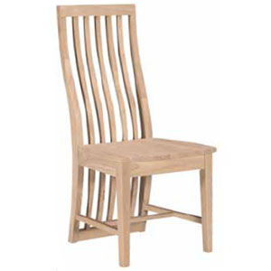 Unfinished Sicily Chair C-565P (IC)