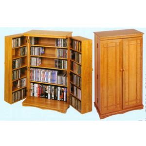Elegant Dvd and Cd Storage Cabinets