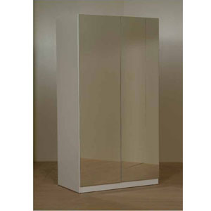 2-Door Mirrored Wardrobe CM2(CT)