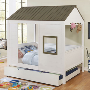 Omestad Full Size House Bed CM7133(FAFS)