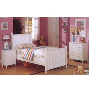 Twin/Full Bed F9031 (PX)