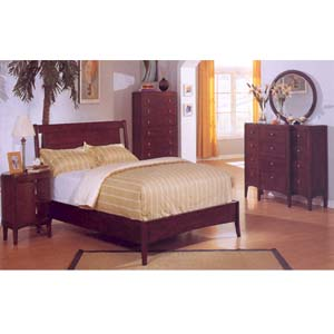 Lovely Queen Bed Room Set F9062 (PX)