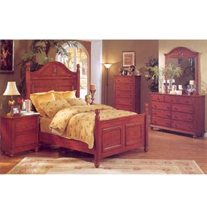 Beautiful Bed Room Set F9065 (PX)