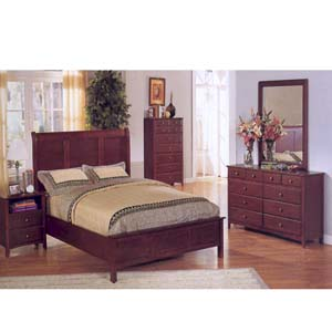 Beautiful Queen Bed F9067 (PX)