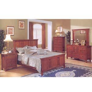Mission Bed Room Set F9113 (PX)