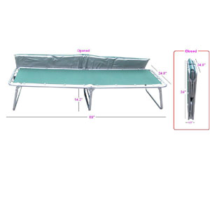 Comfort Cot With Mattress FCM(GTFS30)
