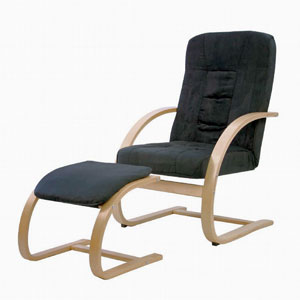 Sella Bentwood Chair And Ottoman FYBWSA15_(FY)