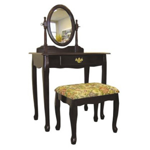 ORE International Cherry 3-Piece Vanity Set H-7(AZFS89)