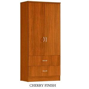 2-Door & 2-Drawer Wardrobe HI29 (HOFS65)