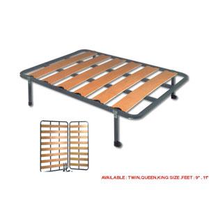 Wooden Slat Bed Frame KYRBE(EF)