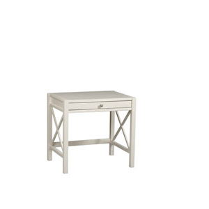 Anna Laptop Desk Antique White 86111C147-01-KD-U (LN)