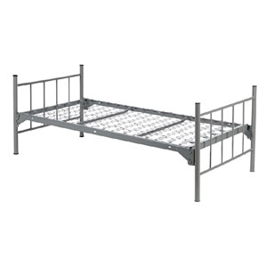 Non Adjustable Military Bunkable Bed BLA-MIL-BED-36X