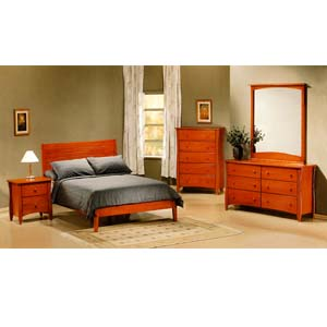 New Yorker Bedroom Set (J&M)